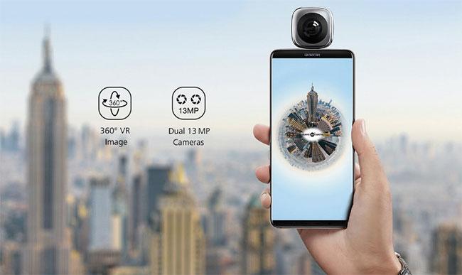 Camera 360 HUAWEI EnVizion GIÁ RẺ