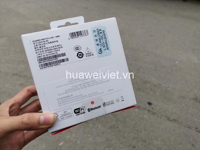 Đồng hồ thông minh Huawei Watch 2 4G giá rẻ