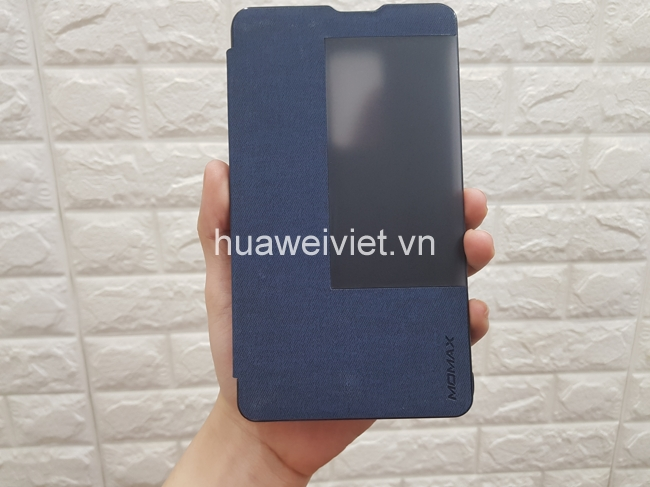 Bao da Smart Flip Huawei Mate 20X hiệu Momax đựng được bút M-Pen