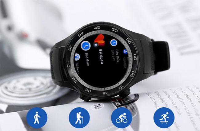 giá đồng hồ thông minh huawei watch 2 bluetooth