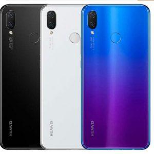 Thay nắp lưng Huawei Nova 3e chính hãng
