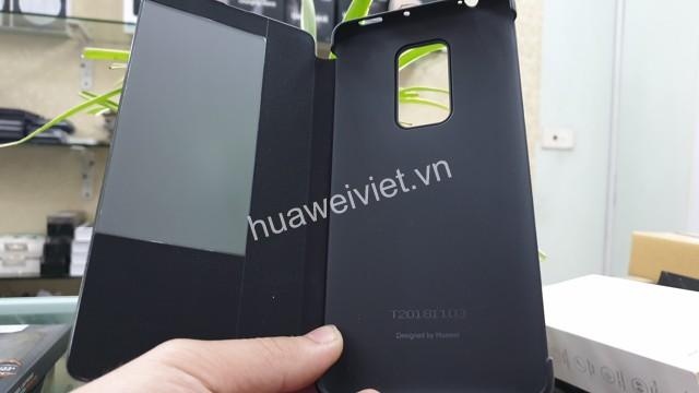 Bao da S View cho Huawei Mate 20X chính hãng Huawei