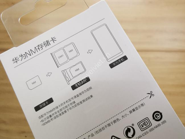 Thẻ nhớ Huawei Nano card 128Gb