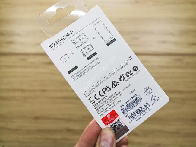 thẻ nhớ Huawei Nano Card 256Gb