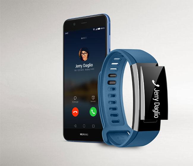 vòng đeo tay Huawei band 2