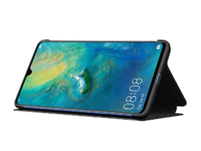 giá Bao da S View cho Huawei Mate 20X chính hãng Huawei