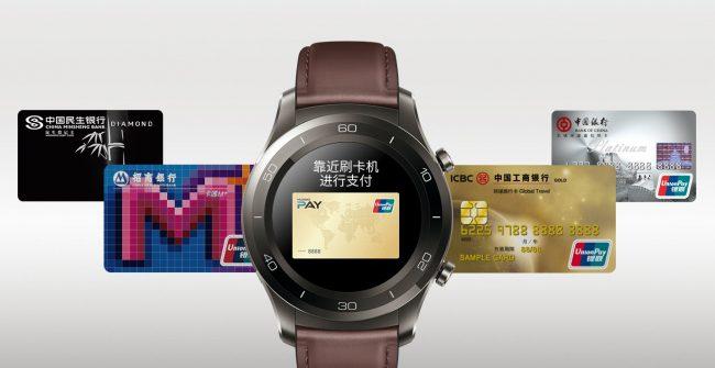 đồng hồ thông minh Huawei Watch 2 Pro