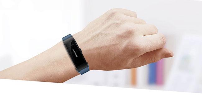 Vòng đeo tay kiêm tai nghe bluetooth HUAWEI TalkBand B3 LTE