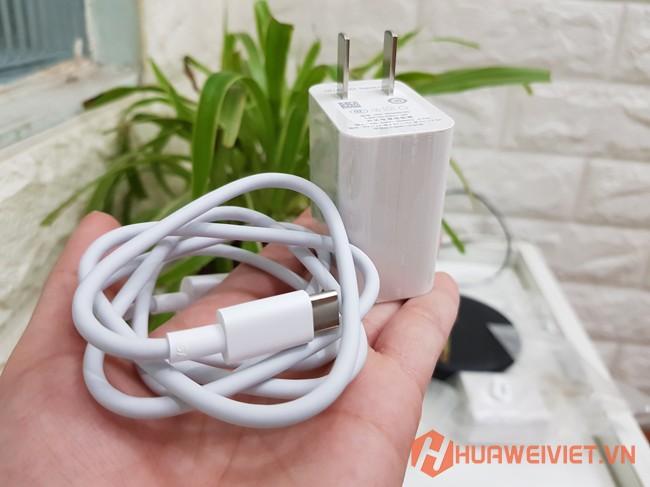 bộ cáp sạc nhanh Huawei mate 20 pro chính hãng