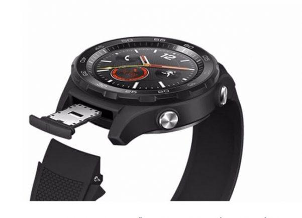 Đồng hồ huawei watch 2 pro 4g