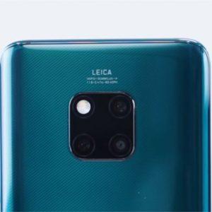 Thay kính camera sau Huawei Mate 20 Pro