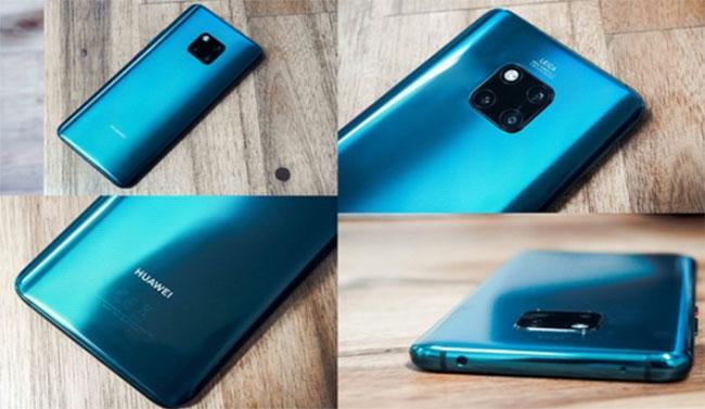 Thay nắp lưng Huawei Mate 20 pro