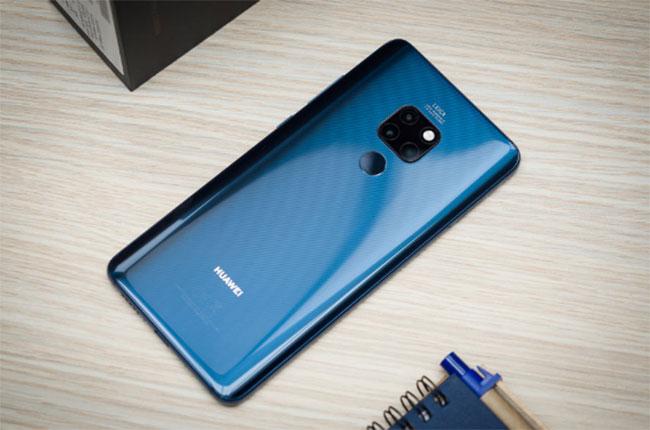 Thay nắp lưng chính hãng cho Huawei Mate 20