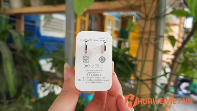 Củ sạc nhanh Huawei P30 Pro chính hãng 40W
