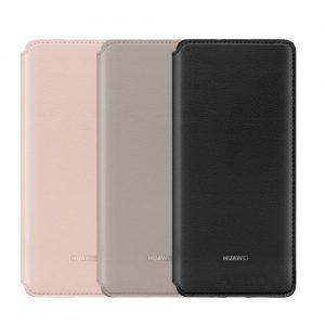 Bao da Huawei P30 Wallet Cover chính hãng Huawei