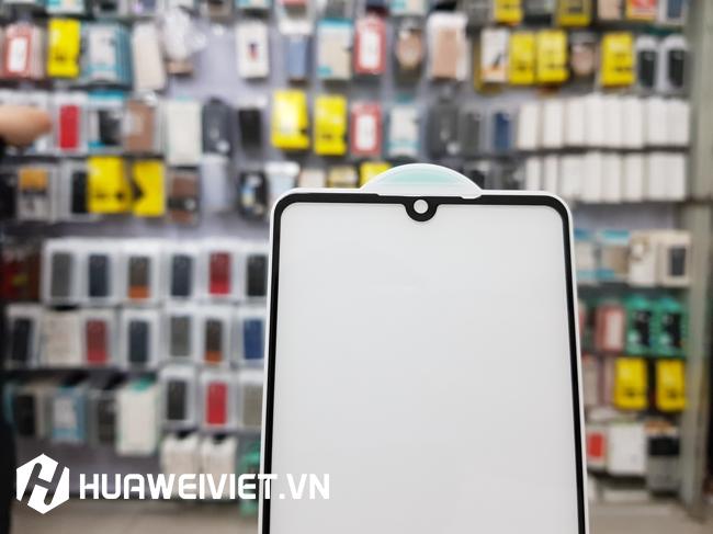 kính cường lực full màn Huawei P30 hiệu Nillkin CP + Max