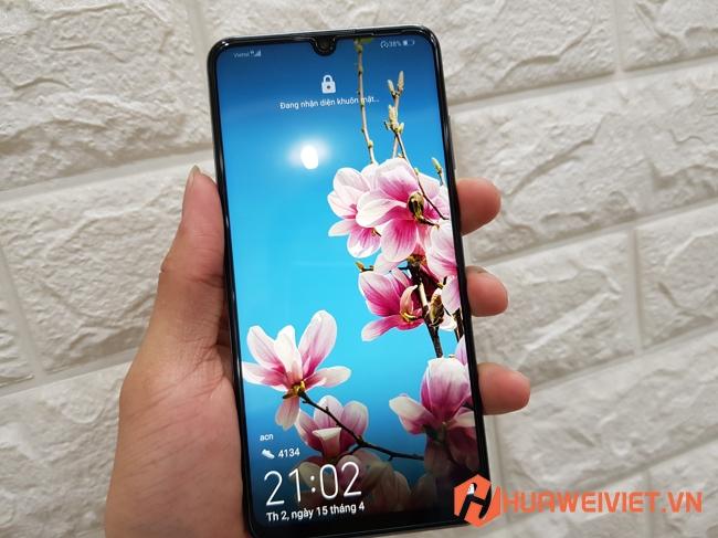 kính cường lực Huawei P30 Lite full keo UV