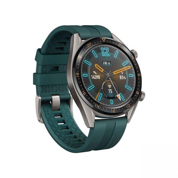 đồng hồ thông minh huawei watch gt active chính hãng xanh