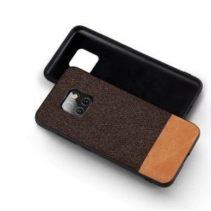 ốp lưng Huawei Mate 20 Pro vải 3 lớp giá rẻ