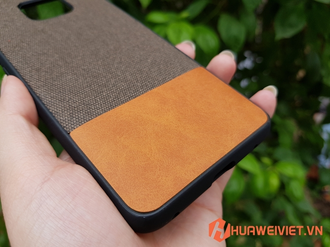 ốp lưng Huawei Mate 20 Pro vải giá rẻ