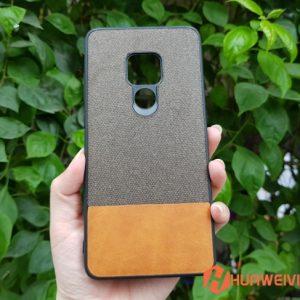 ốp lưng Huawei Mate 20 vải 3 lớp đẹp giá rẻ