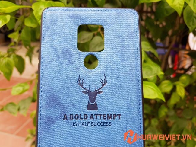 ốp lưng Huawei Mate 20 X hình Nai 3D