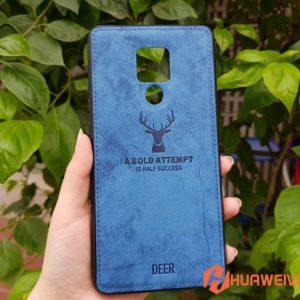 ốp lưng Huawei Mate 20 X hình Nai 3D giá rẻ