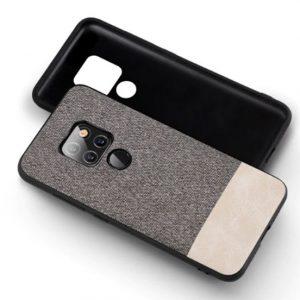 ốp lưng Huawei Mate 20 X vải 3 lớp giá rẻ