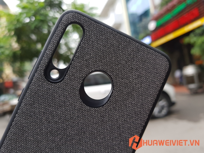 ốp lưng Huawei P30 Lite vải 3 lớp giá rẻ