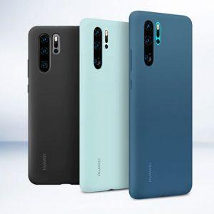 ốp lưng Huawei P30 Pro Silicon màu chính hãng Huawei
