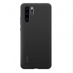ốp lưng Huawei P30 Pro Silicon màu chính hãng Huawei đen
