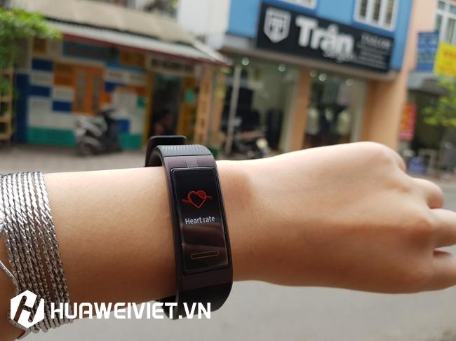 Vòng đeo tay thông minh Huawei Band 3 chính hãng