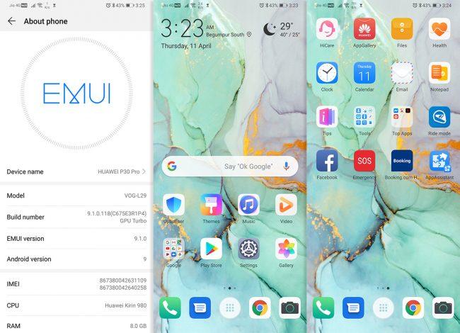 Danh sách thiết bị Huawei sẽ cập nhật lên EMUI 9 1 và thay