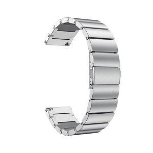 dây đồng hồ Huawei Watch GT kim loại màu bạc