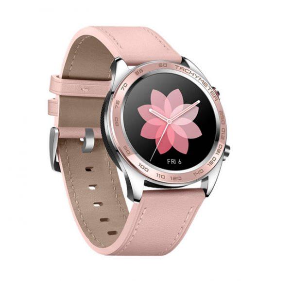 đồng hồ thông minh huawei honor magic watch dream viền creamic bezel