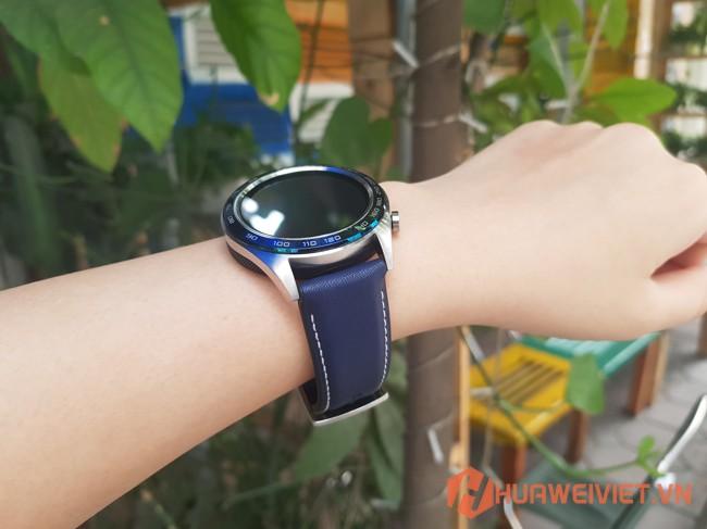 Đồng hồ thông minh Huawei Honor Magic Watch viền Creamic Bezel