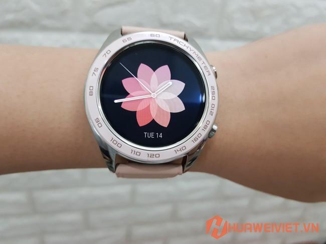 Đồng hồ thông minh Huawei Honor Magic Watch Dream viền Creamic Bezel Pink