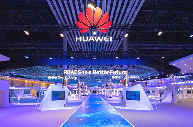 Hệ điều hành mới của Huawei
