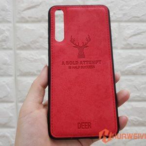 ốp lưng Huawei P20 Pro hình nai 3d giá rẻ