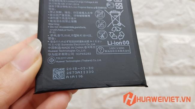 Thay pin Huawei Honor 10, Honor 10 Lite chính hãng