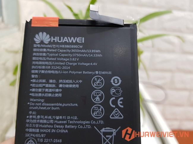 thay pin huawei honor play chính hãng giá rẻ