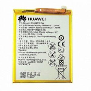 thay pin huawei p9 lite 2017 chính hãng