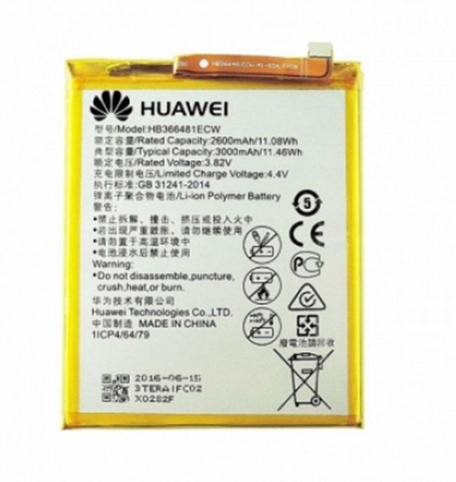 Thay pin Huawei P9 / P9 Lite 2017 chính hãng