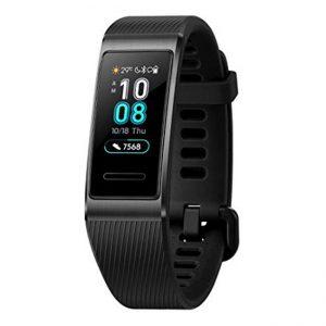 vòng đeo tay thông minh Huawei Band 3 Pro đen