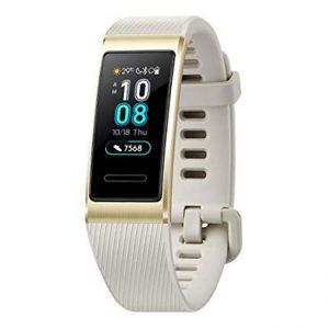 vòng đeo tay thông minh Huawei Band 3 Pro vàng