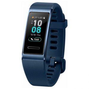 vòng đeo tay thông minh Huawei Band 3 Pro xanh