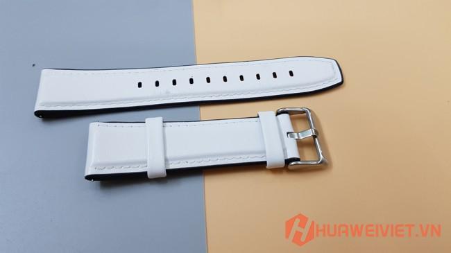 Dây da đồng hồ cho Huawei Watch GT, Honor Magic Watch