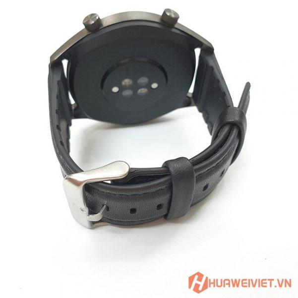 Dây da đồng hồ thông minh Huawei Watch GT, Honor Magic Watch Hybrid cao cấp giá rẻ