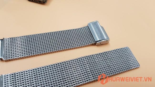 dây đồng hồ kim loại cho Huawei Watch 1 chính hãng giá rẻ