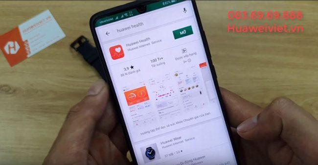 Hướng dẫn chi tiết cách kết nối và tính năng trên Huawei Watch GT